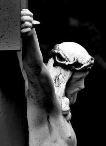 遍體麟傷的耶穌