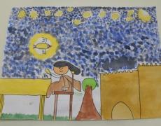 聖女大德蘭繪畫活動